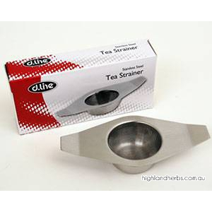Tea strainer and bowl